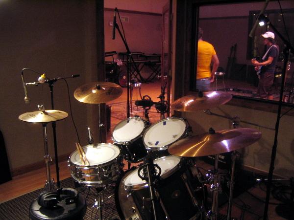 The drum cave
